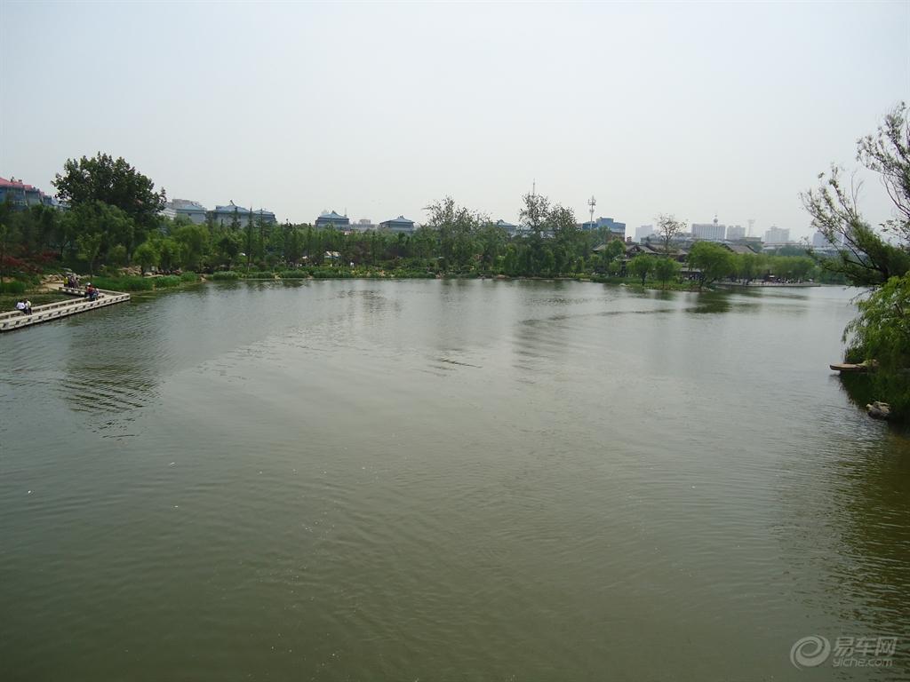 【摄影标兵】济南名胜风景区---大明湖