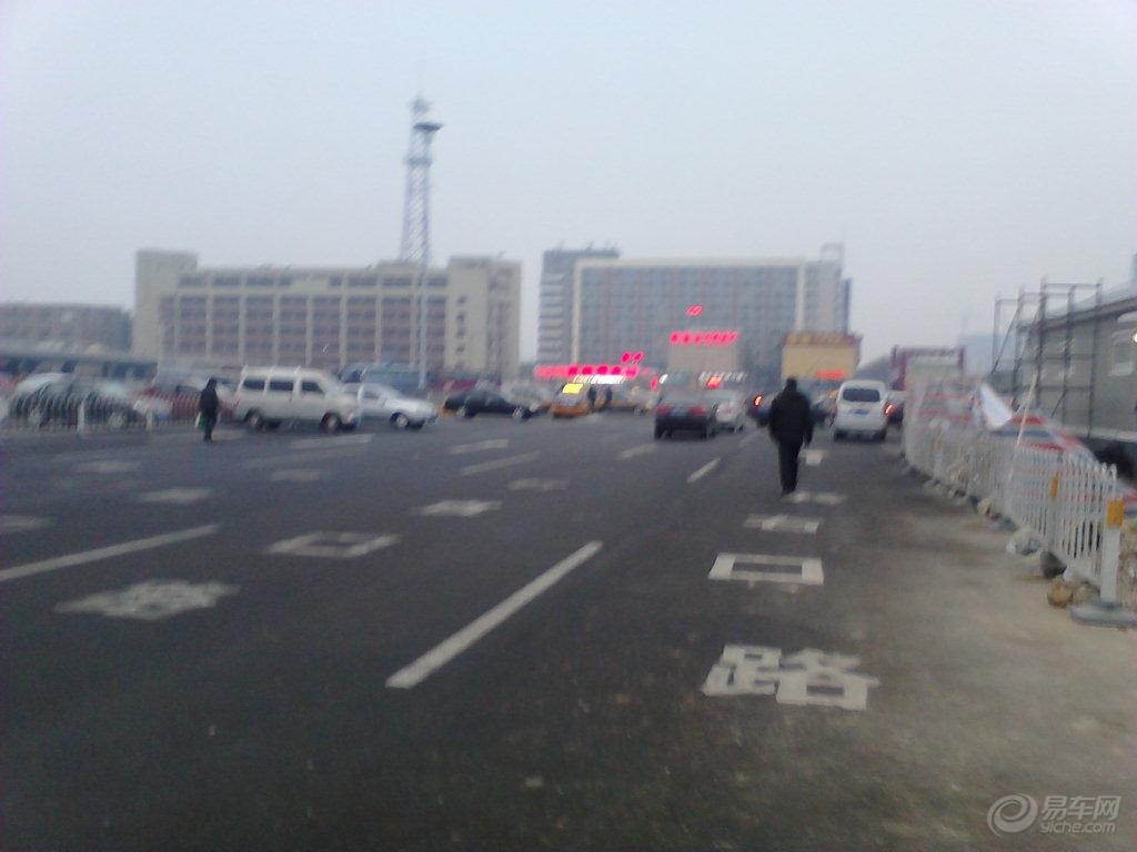 唐山新火车站