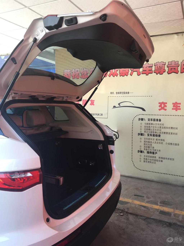 众泰T700_2017款 1.8T 手动尊享型舒适怎么样_太平洋汽车网