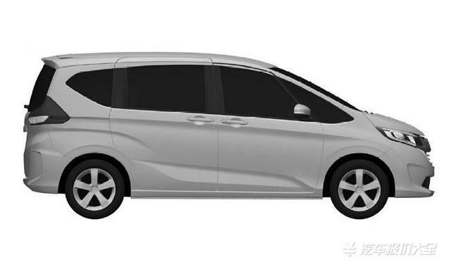本田七座飞度也来了 二胎家庭多一份选择 -买车选车问答高清图片