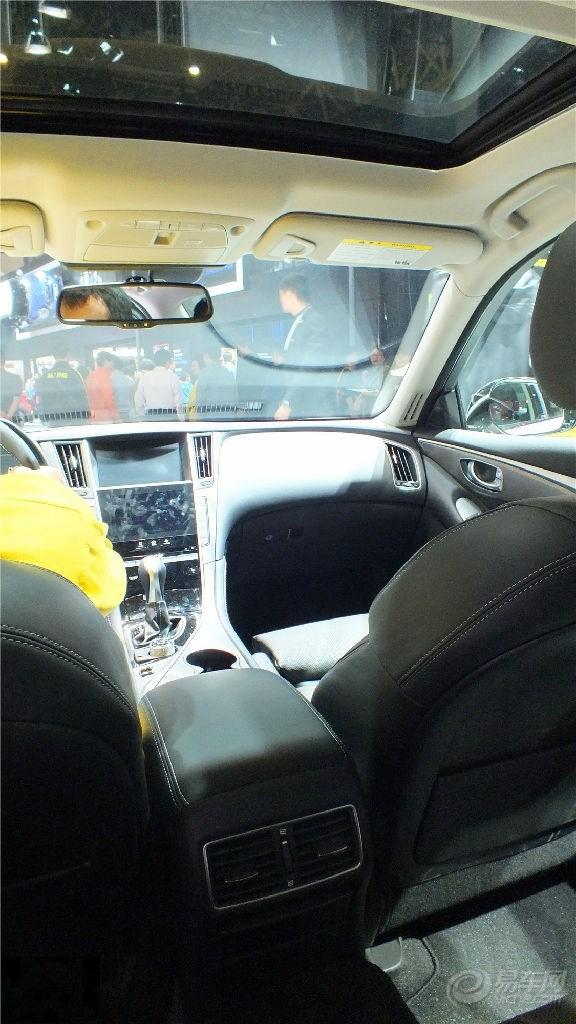 【新车通缉令】 之 英菲尼迪Q50强势来袭