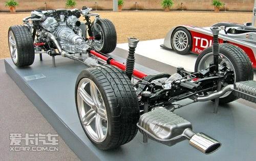 科技小制作 缓冲式汽车