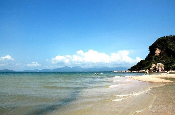 易车网 自驾游 目的地 广东 惠州 大亚湾 熊猫金海岸  查看全部 11张