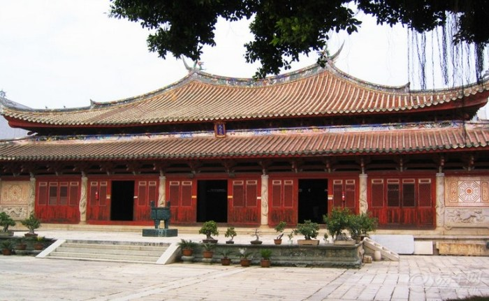 府文庙图片