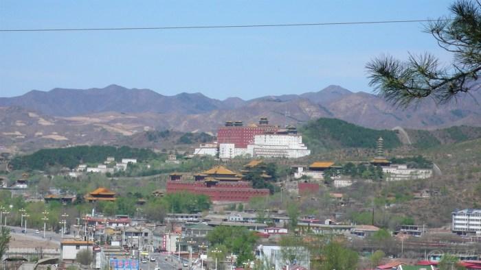 普宁寺图片