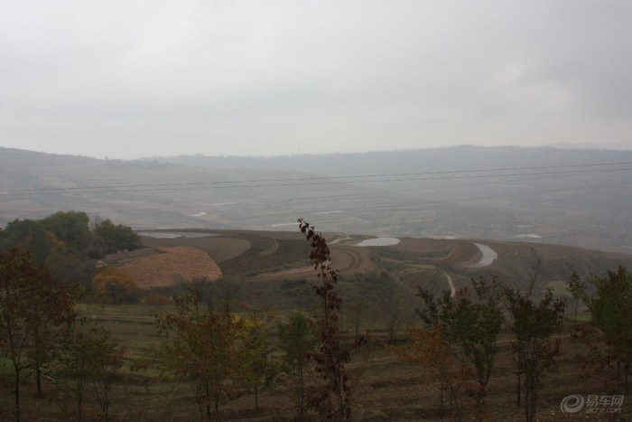 秦长城图片