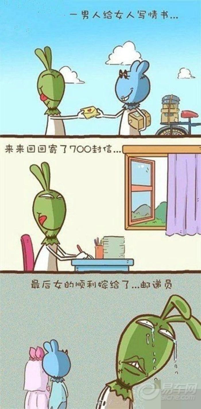 【汽车内涵:素描】_河南论坛_情书漫画-易车柯南车友动漫画图片
