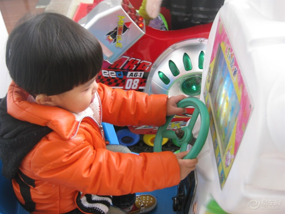 【【双dan狂欢】带宝宝去坐摇摇车!】_福建论到峨眉山v宝宝攻略图片