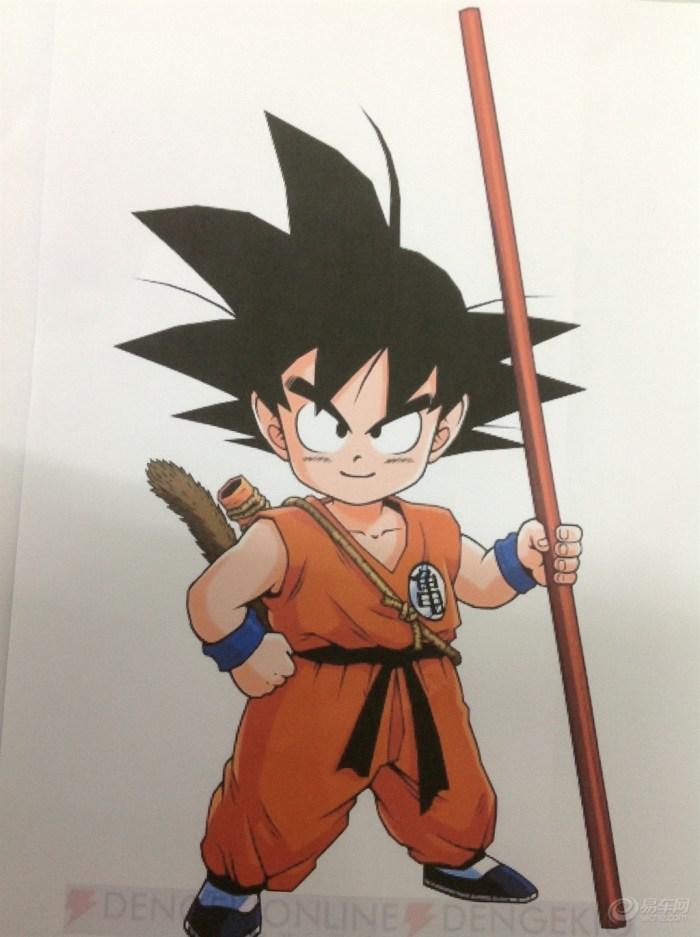 【涂鸦漫画季】七龙珠之孙悟空