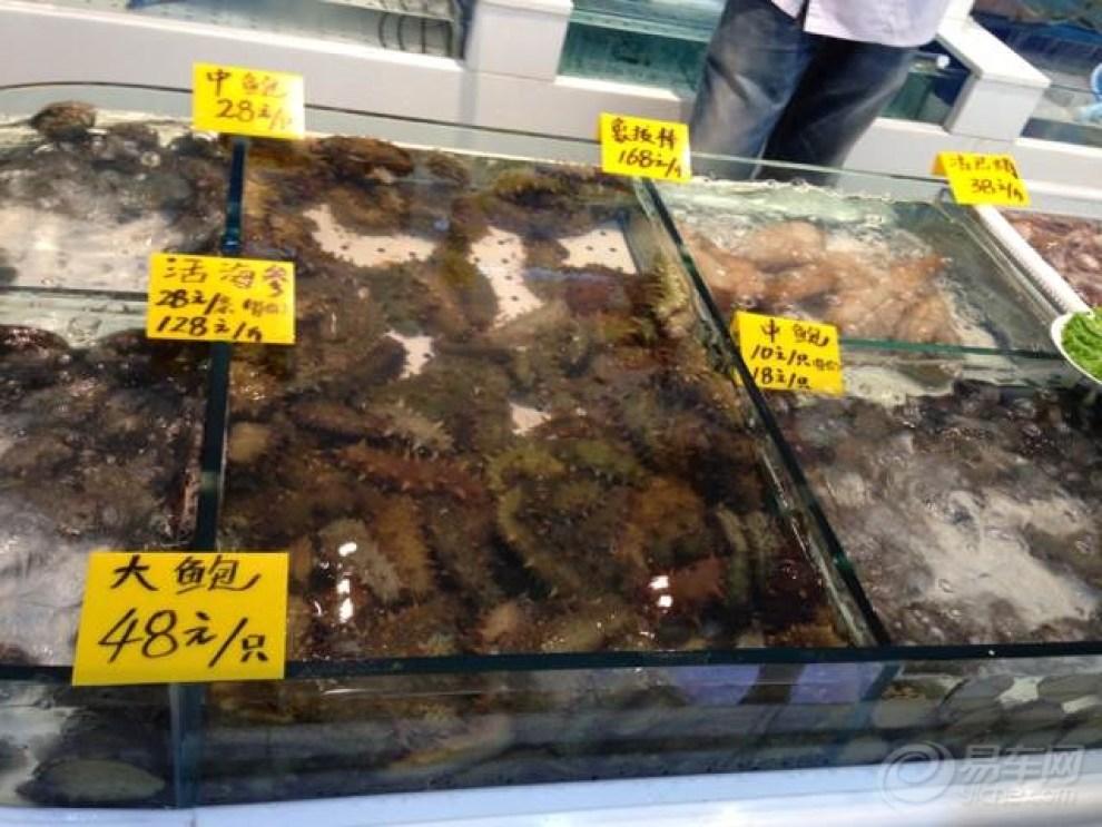 【【辽宁路线美食】丰收渔场(原小九州)海鲜美2015年美食节永康图片