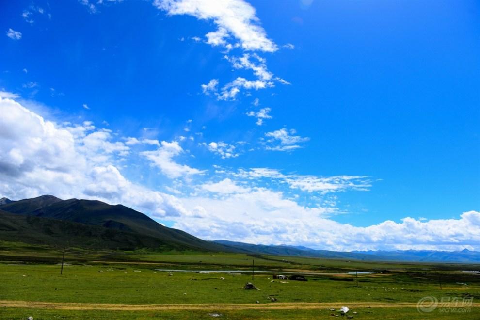 蓝蓝的天!白白的云!(已更新多图)