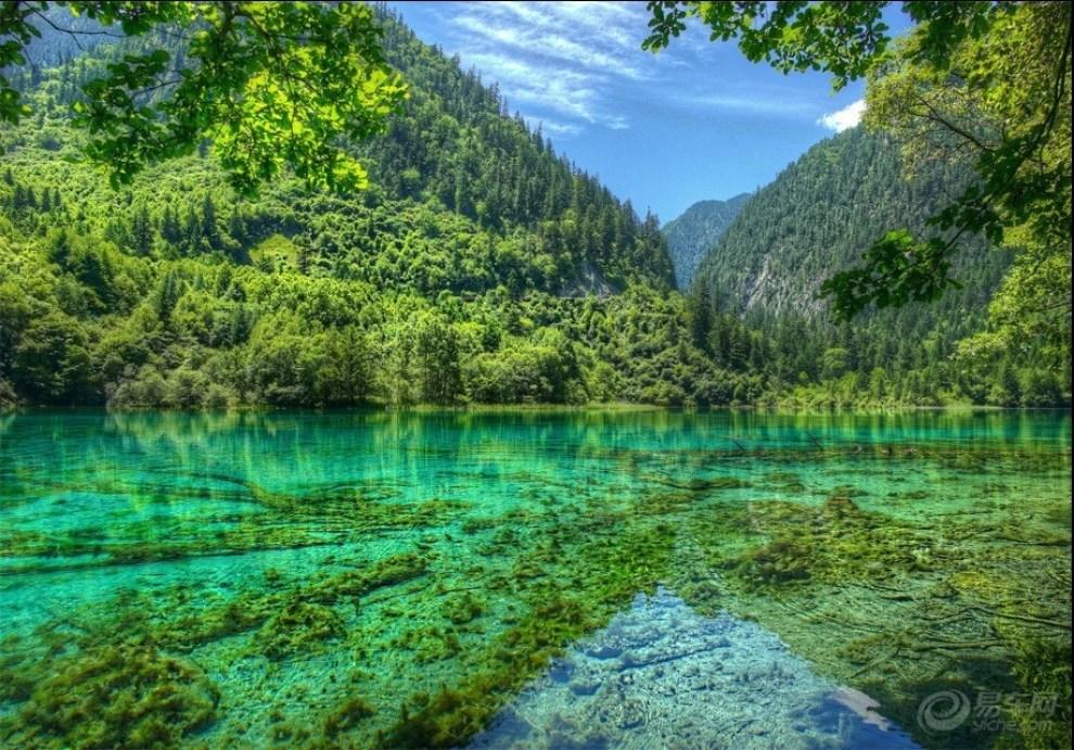 中国美丽的风景图