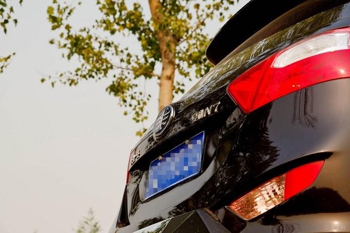 小车型,大味道,提夏利N7+改装