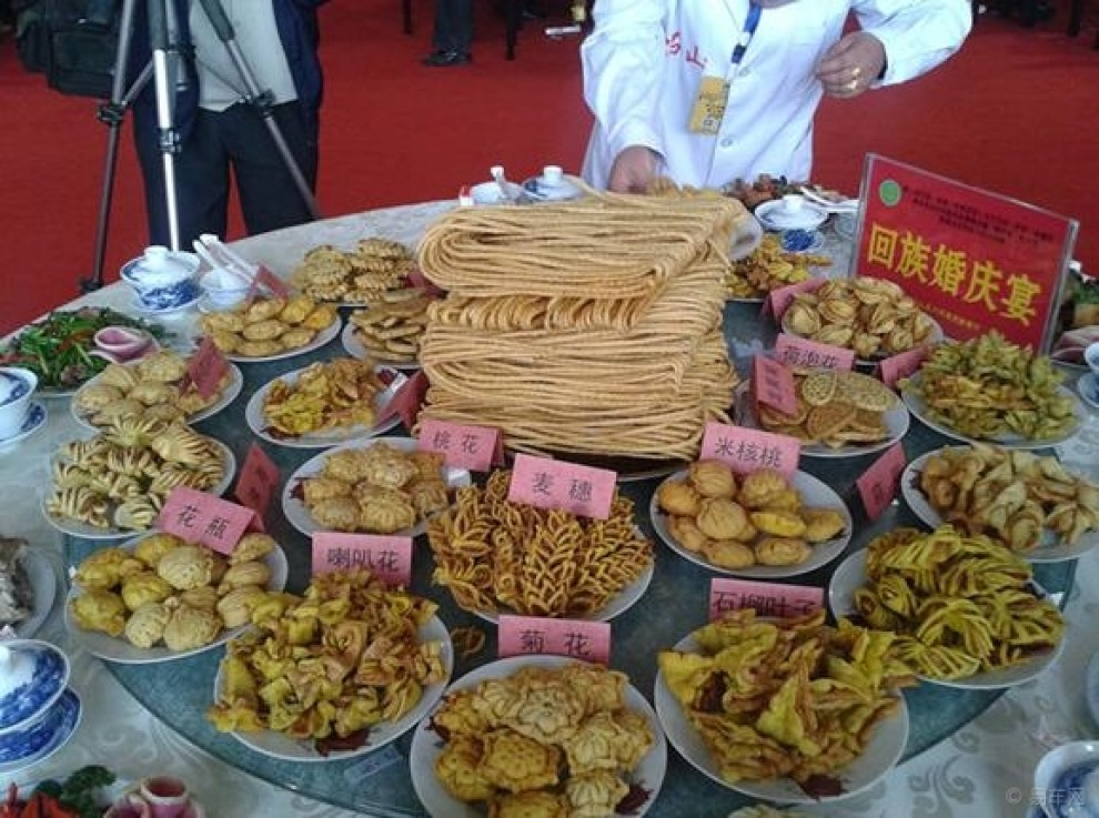 【【每日美食】回族美食宴】_安徽婚庆图片集论坛和平镇图片