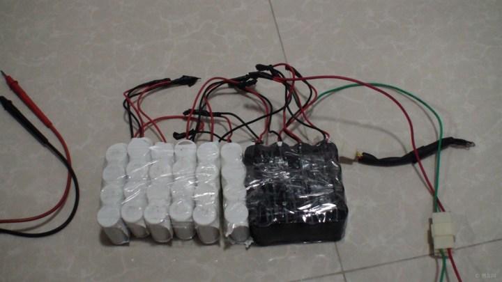 荣威360电池电路怎么间接的图