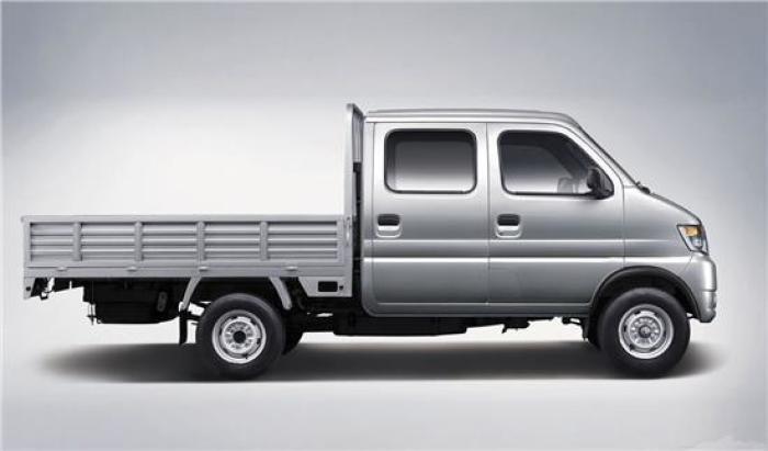 家口哪个车行有长安神骐双排座汽油小货车呢 -长安商用社区高清图片