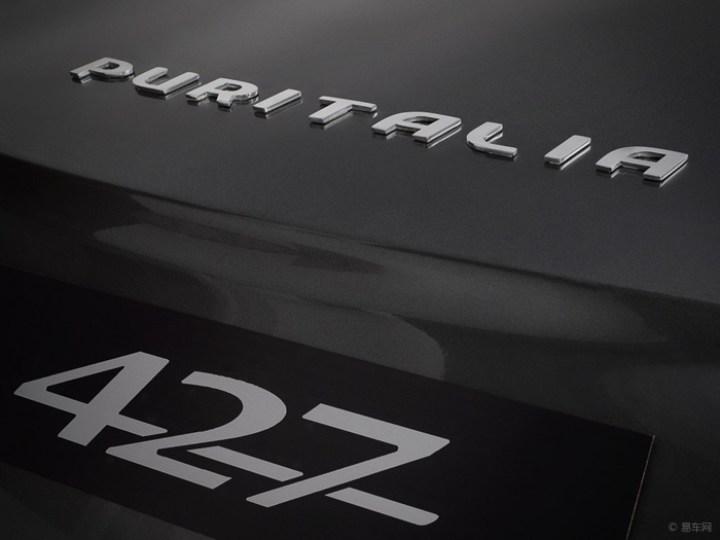 意大利手工打造 豪华小跑427