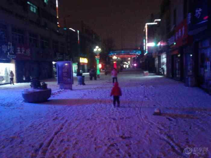 【最美雪景】2014年的第一场雪——记泰安到青岛的雪景!