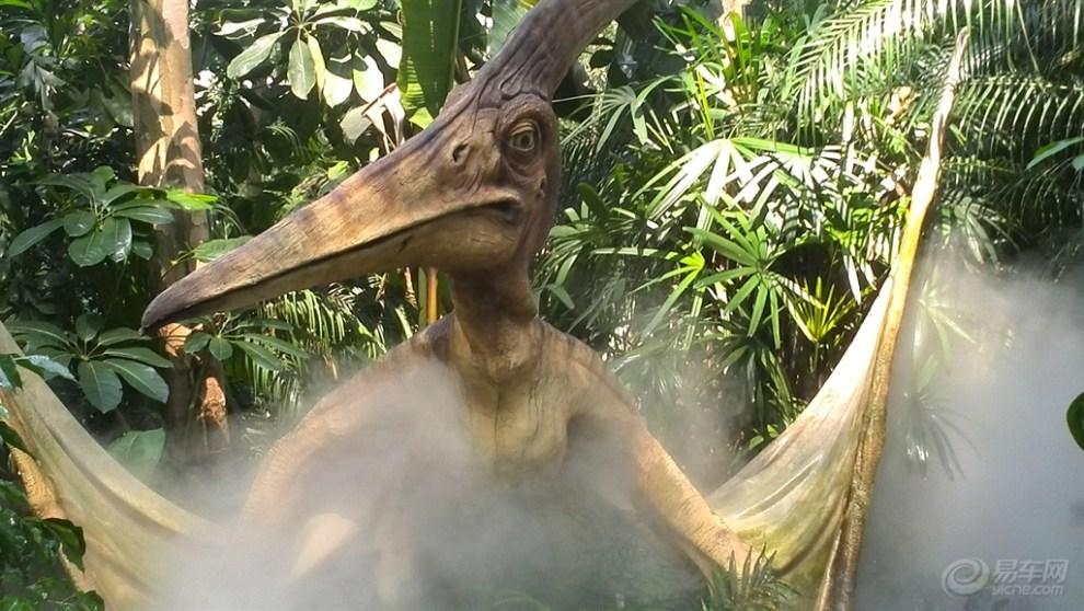 长隆野生动物世界……侏罗纪森林