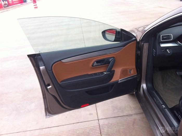 车窗无边框设计