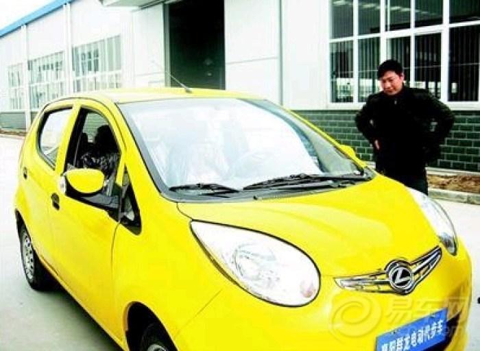 【【新闻】湖北襄阳解禁低速电动汽车 允许上