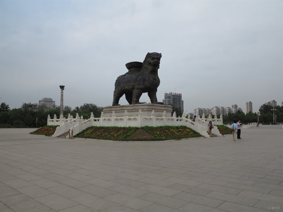 【农夫视界】来到沧州狮城公园