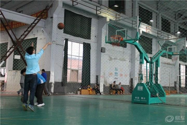 【烟台雪铁龙C4L】篮球比赛精彩瞬间