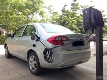 在广州IEV用车一年多,终于!有快充了!好鸡...