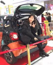 (申精)新年开新车,带上媳妇~说买就买的小s...