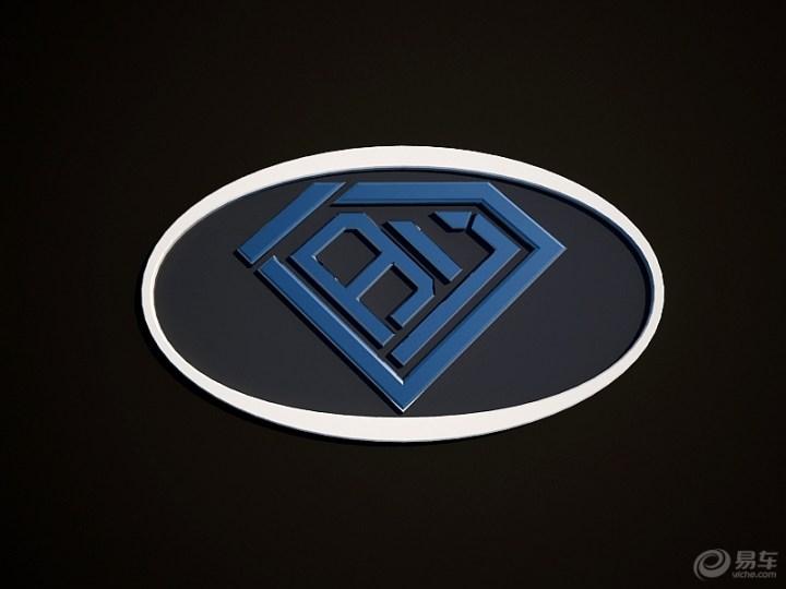最新设计钻石比亚迪车标3d版图片