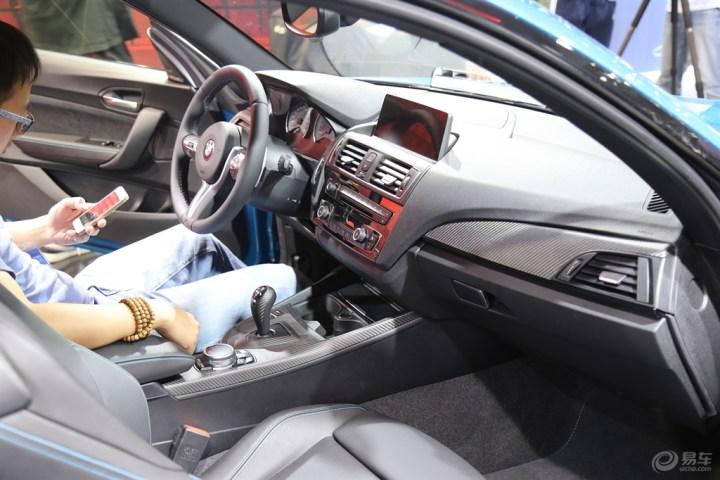 【车展新车品评】冷静看车 静态品评宝马M2