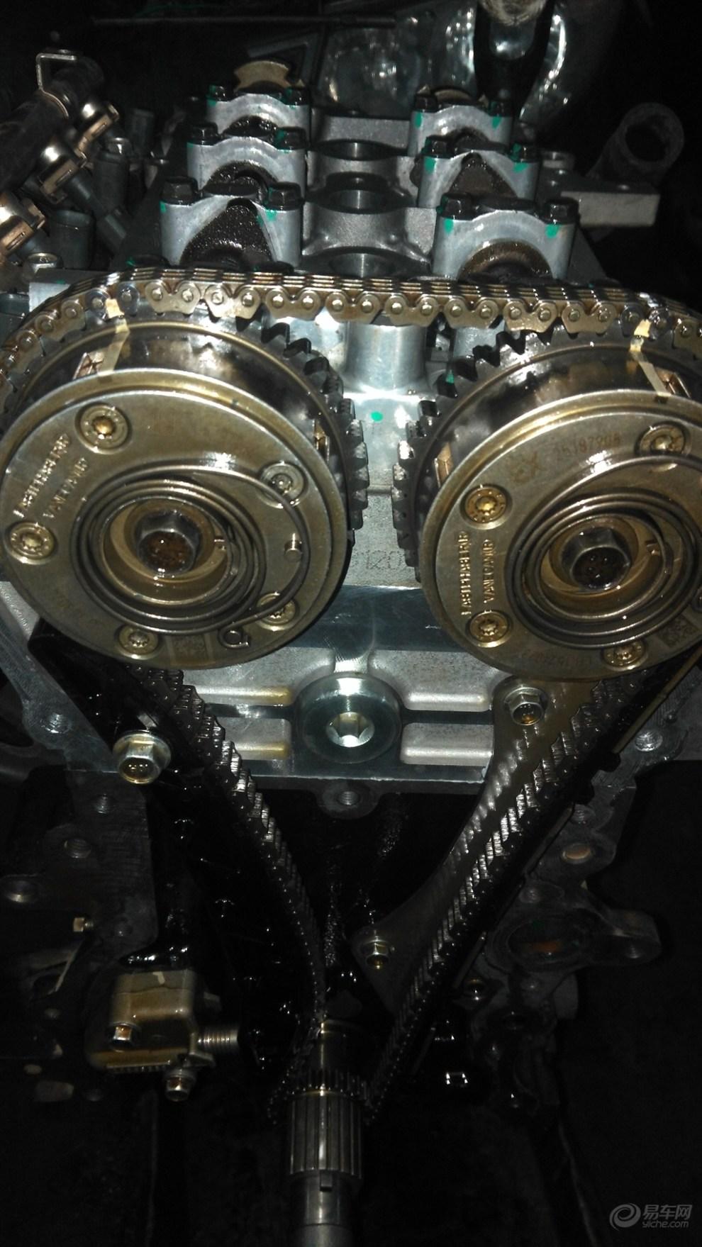 五菱荣光b15 发动机p0016 故障码曲轴位置相对性不合理