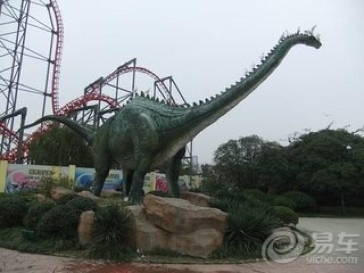 常州中华恐龙园一日游