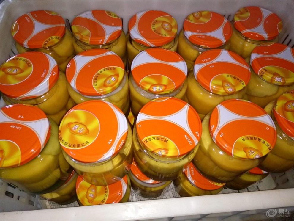 农家生态果园——黄桃罐头纯手工传统制作工艺