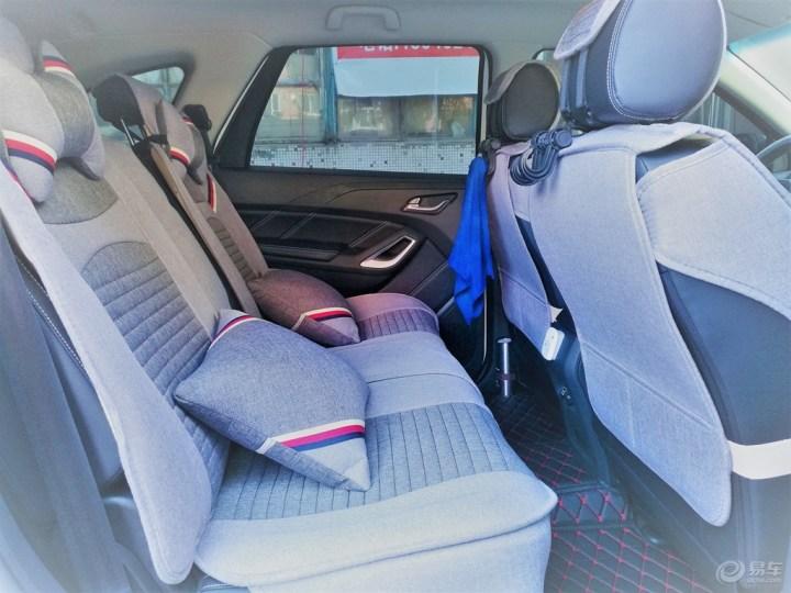 16款驭胜S350汽油四驱豪华版提车作业