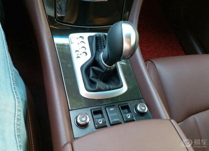 悦享版英菲尼迪QX50提车