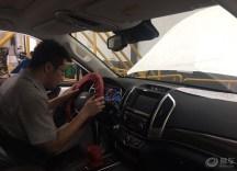 !!! 17款豪华汽油七座H9提车用车作业!!...
