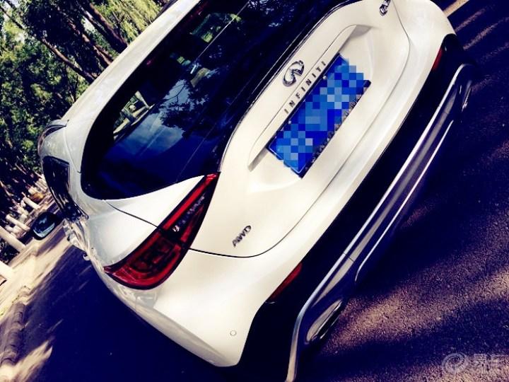 以此纪念我的第一辆车——英菲尼迪QX30