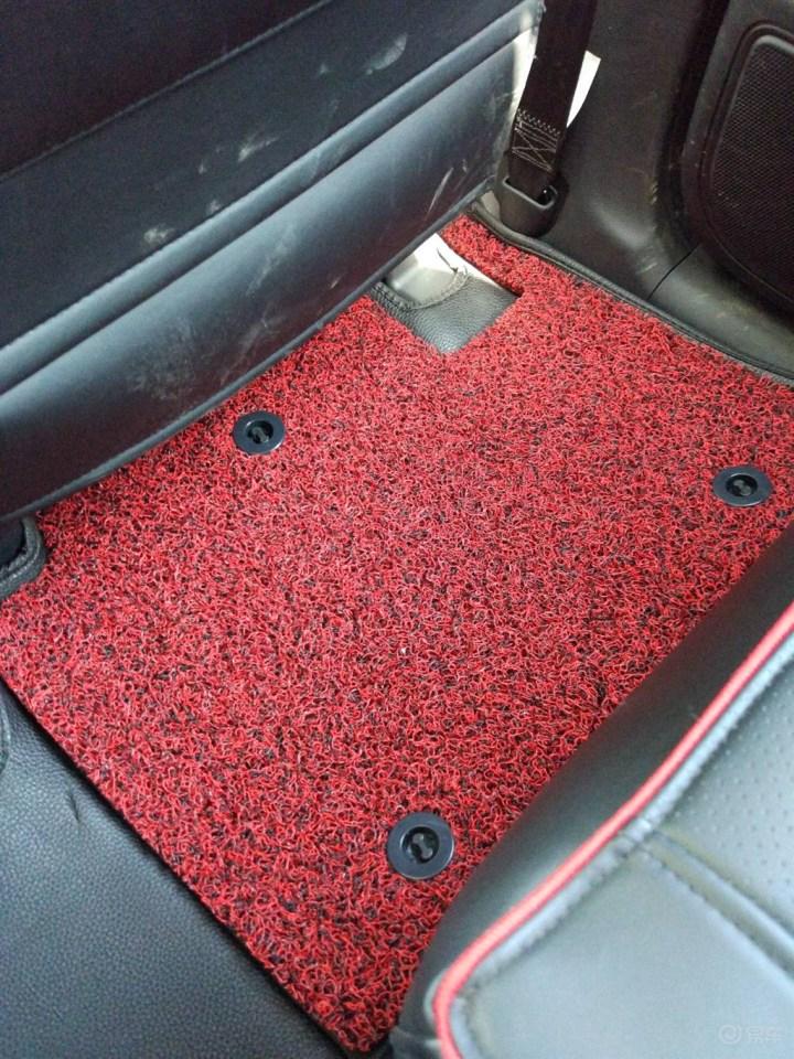 【无锡长安SUV联盟】168给爱车跟换双层脚垫