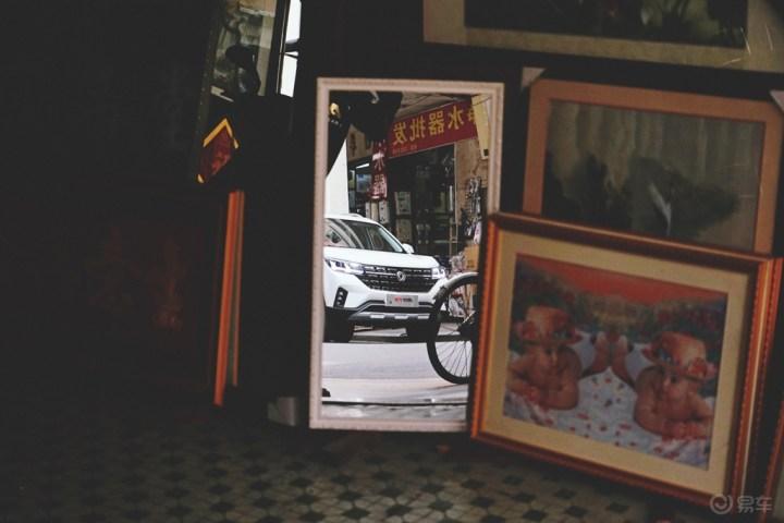 #易车众测#历史与现代碰撞,跟风行T5一起探寻未知的东莞
