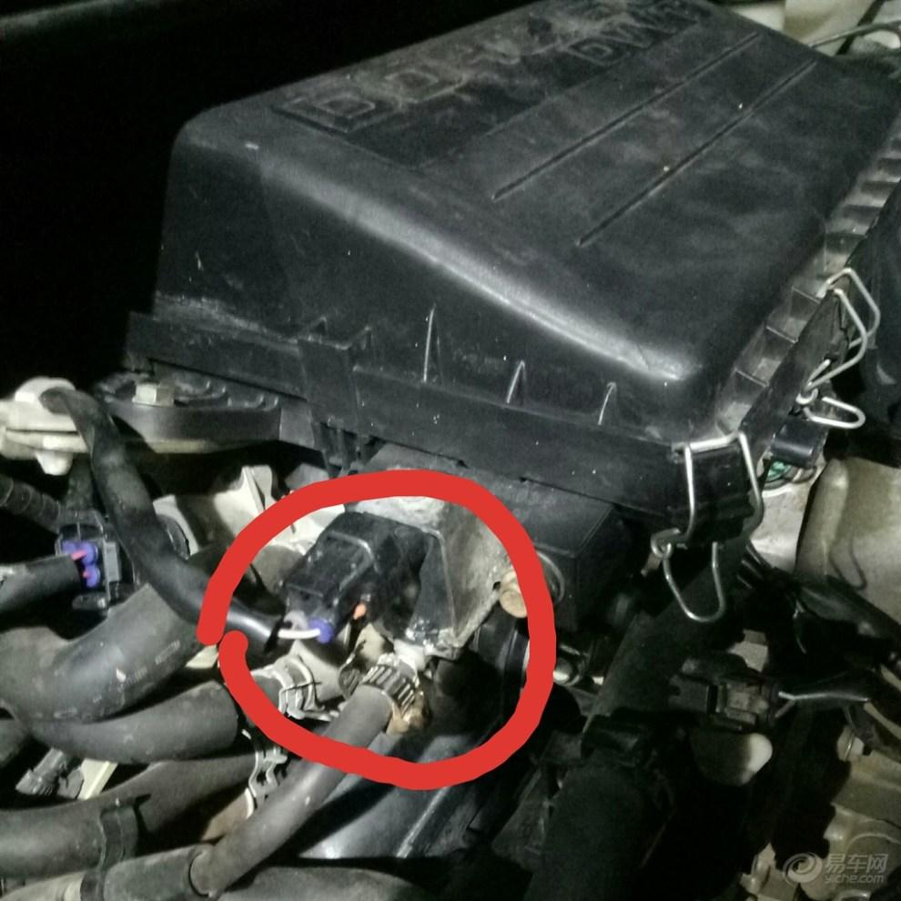 新人报到贴 外加森雅碳罐电磁阀简修图片