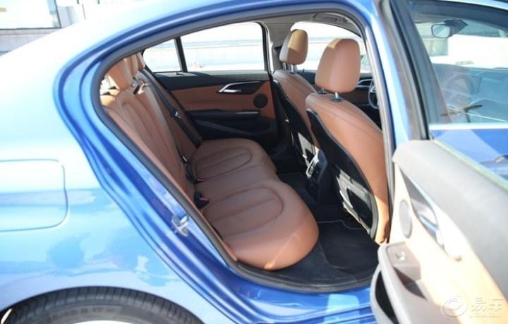 一个大二车迷的疯狂独白,国产三厢118i设计套装