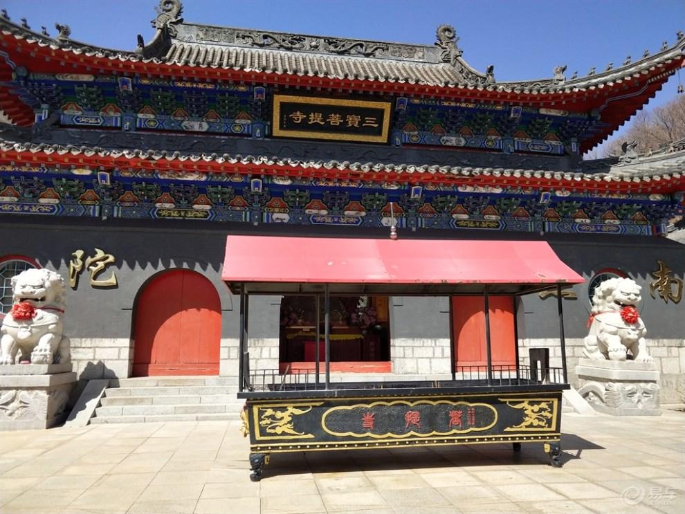 【吉林市cs75车友会】探索朱雀山三宝菩提寺的奥秘图片