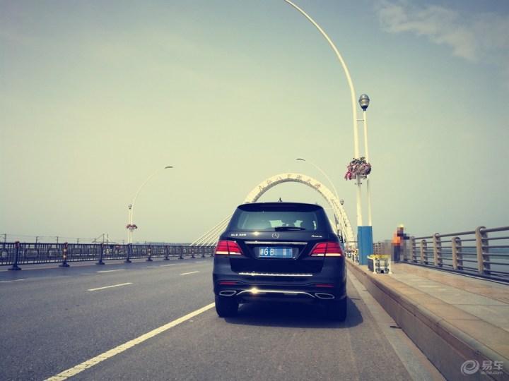 提车GLE一月,大爱九江,风景如画。