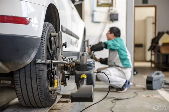 【胖胖改装】为野帝更换原厂轮毂+米其林轮胎。
