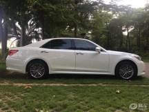 18款皇冠2.0T运动版珍珠白提车分享