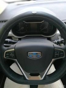 18款1.4T领潮版帝豪GS两个月用车感受!!!