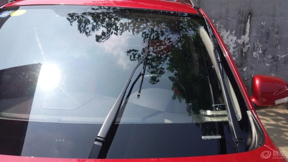 #我证明我是老司机# 自己更换雨刮胶条