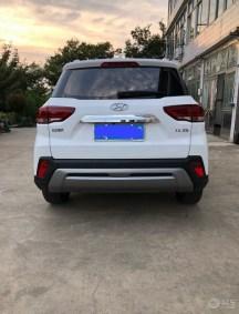 新一代ix35畅想版提车