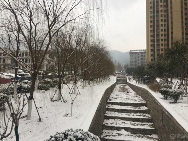 #新春送福#polo铲雪镜头记录